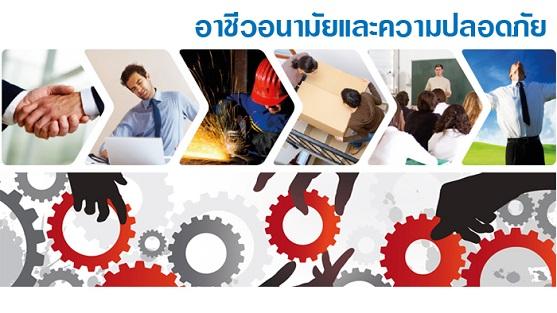 บริษัท สงขลา ไบโอแมส จำกัด ความหมายของงานอาชีวอนามัยและความปลอดภัย