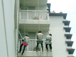 บริษัท สงขลา ไบโอแมส จำกัด ความปลอดภัยในการทำงานบนอาคารสูง